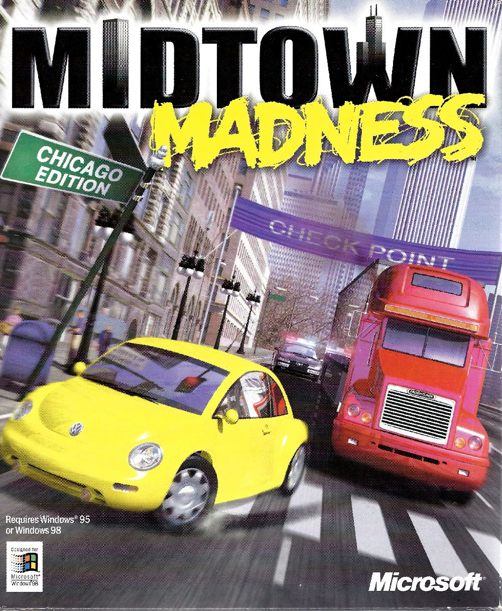 Midtown Madness: Chicago Edition