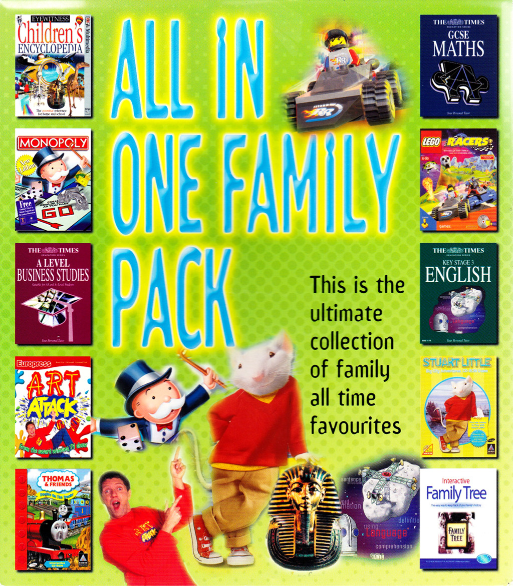 All-in-One Family Pack