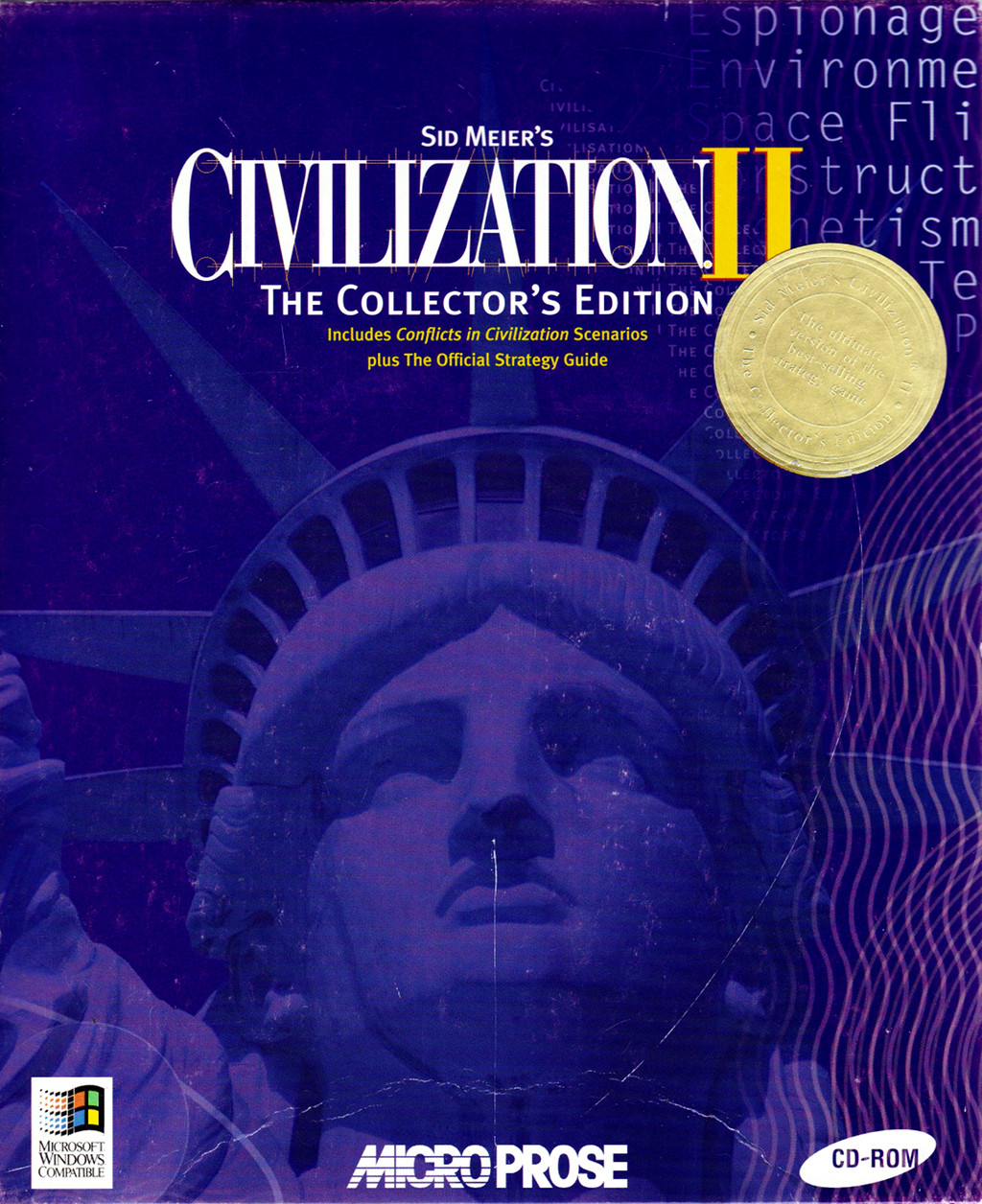Civilization II: The Collector's Edition
