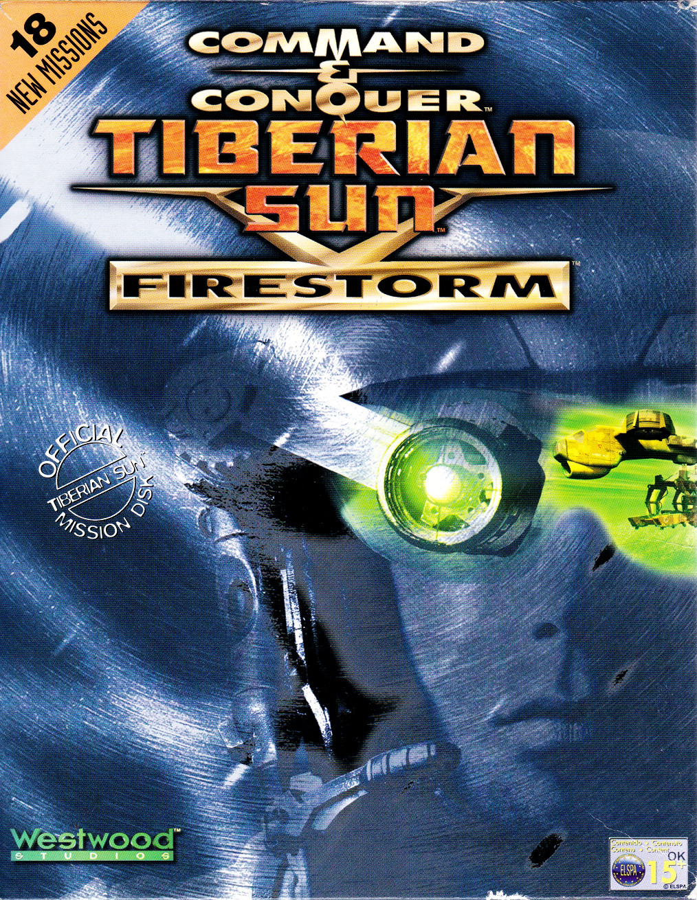 Command and Conquer: Tiberian Sun: Firestorm