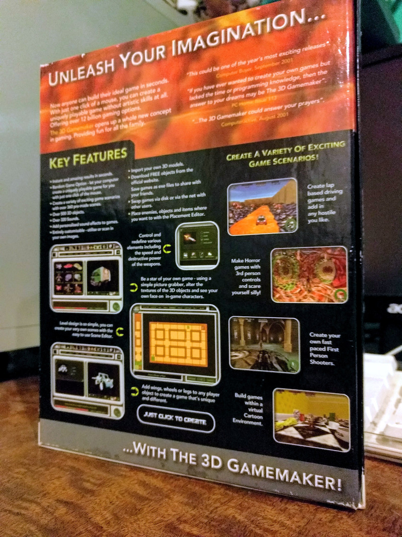 The 3D Gamemaker - The Spacefarer Collection